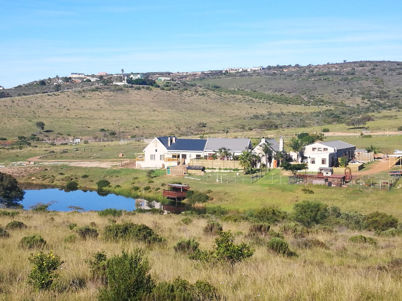 Property Rentals & Holiday Accommodation - Country Houses in Aalwyndal, Mossel Bay, Garden Route, South Africa